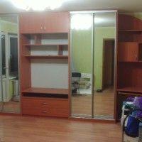 набор шкафов в гостинной