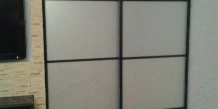встроенный шкаф, раздвижного типа