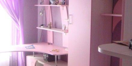 уголок в детской комнате