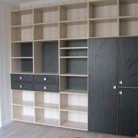 офисные полки, офисная мебель со шкафом