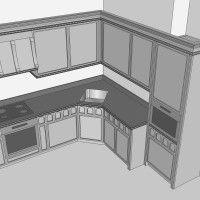 кухня вид 2-3