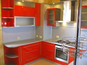 Купить кухонную мебель в Одессе